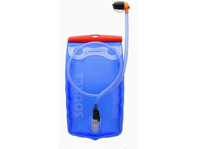 SOURCE Widepac Serbatoio 1,5 litro, transparent/blue